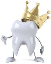 Lost Dental Crown Longmont